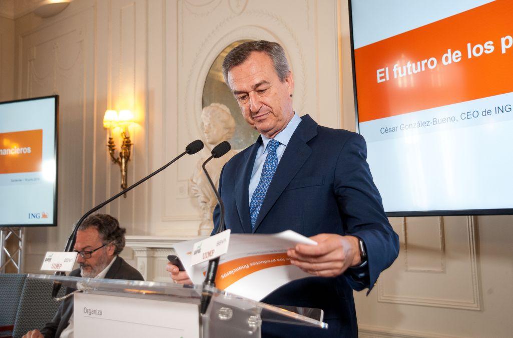 Cesar González-Bueno seguirá vinculado a ING como presidente del Consejo Asesor del banco en España y Portugal