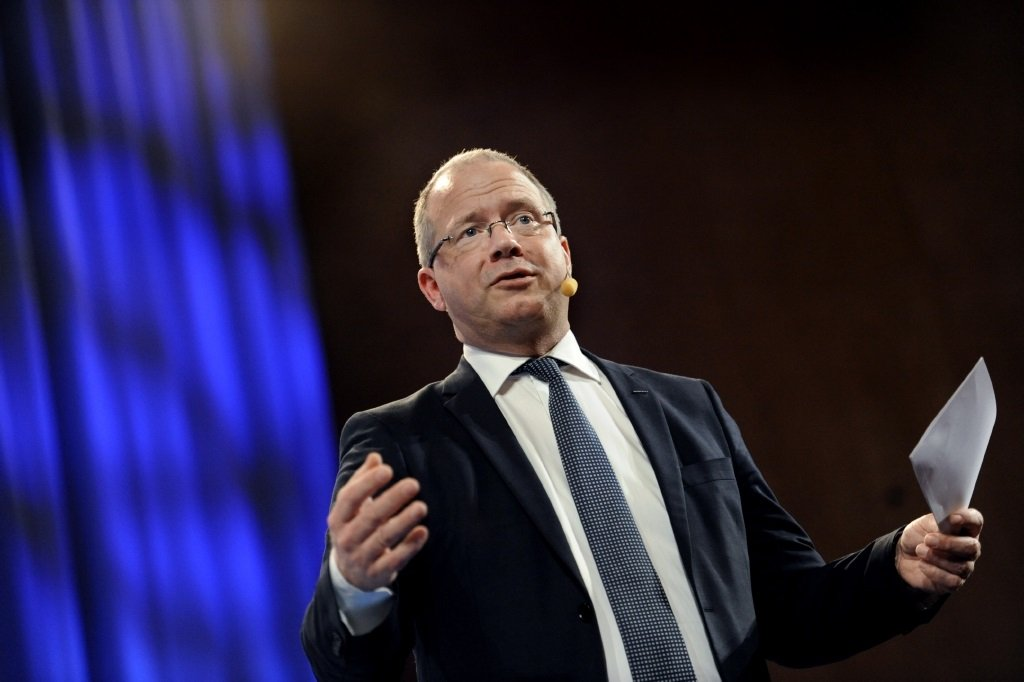 Martin Lundstedt, presidente y CEO del grupo Volvo
