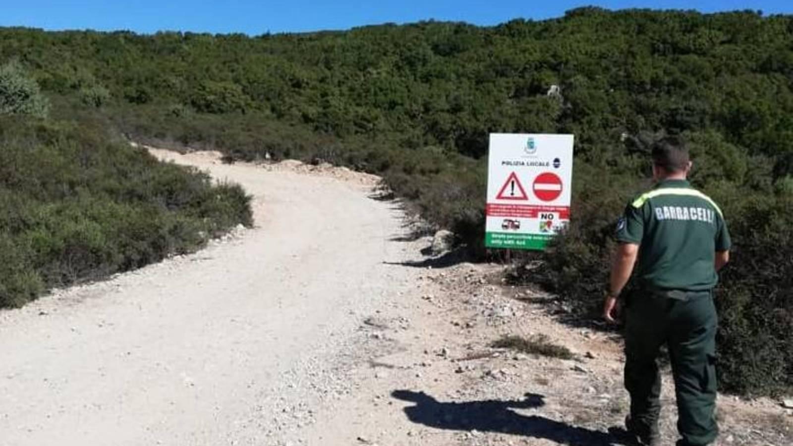 Una de las zonas 'afectadas' por las indicaciones de 'Google Maps' en Cerdeña