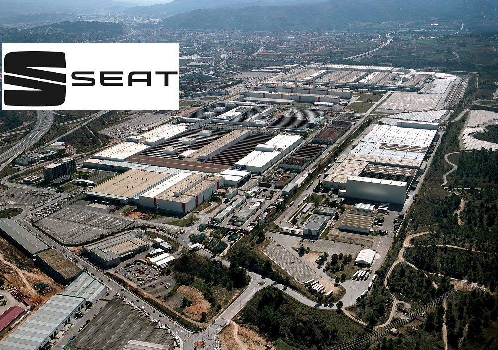 La planta de Seat en Martorell (Barcelona)