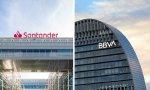 Los dos mayores bancos españoles, Santander y BBVA, los peores en capital. Santander España, el peor en morosidad