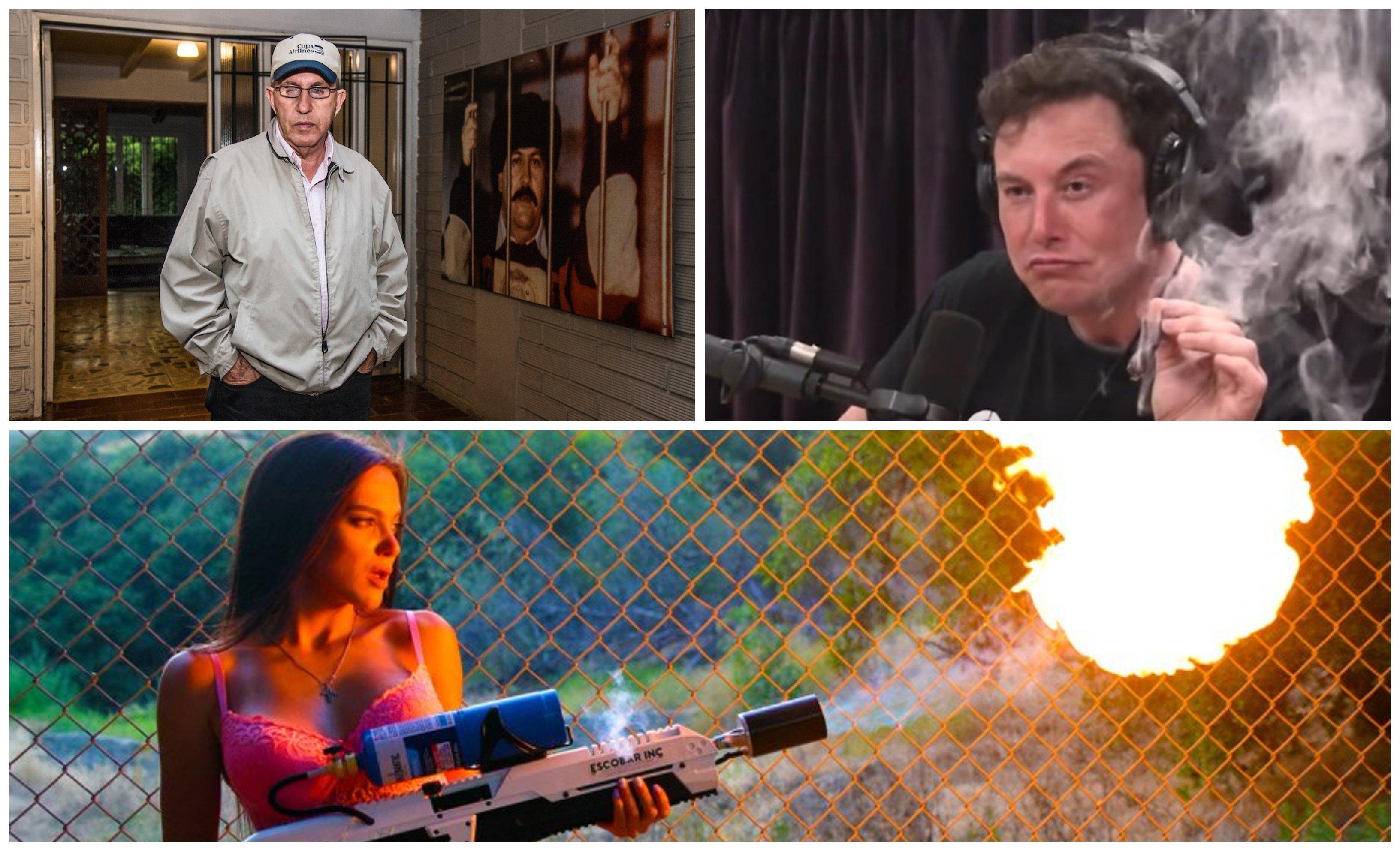 Escobar, Musk y el lanzallamas de la discordia