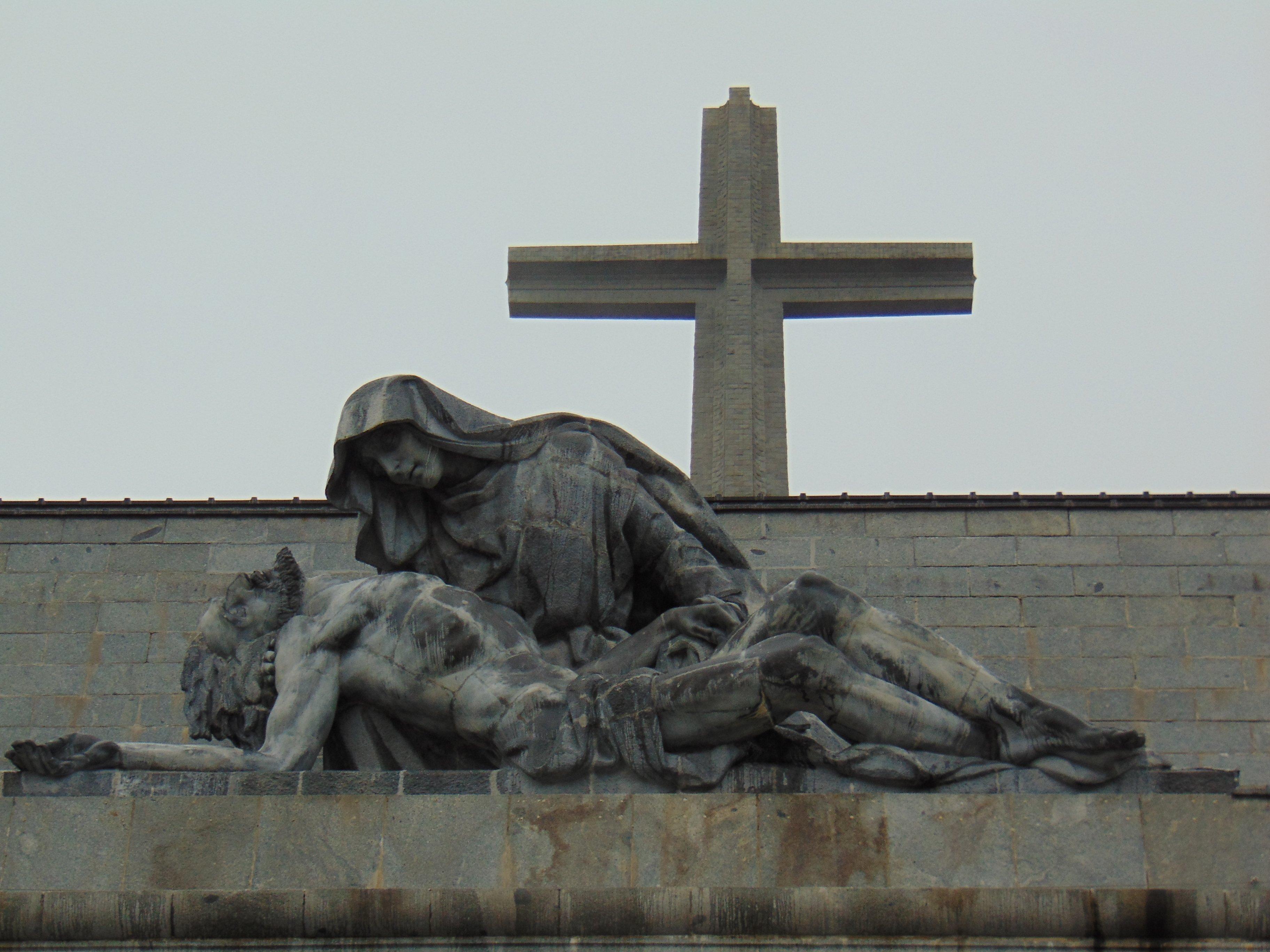 Cruz de El Valle de los Caídos