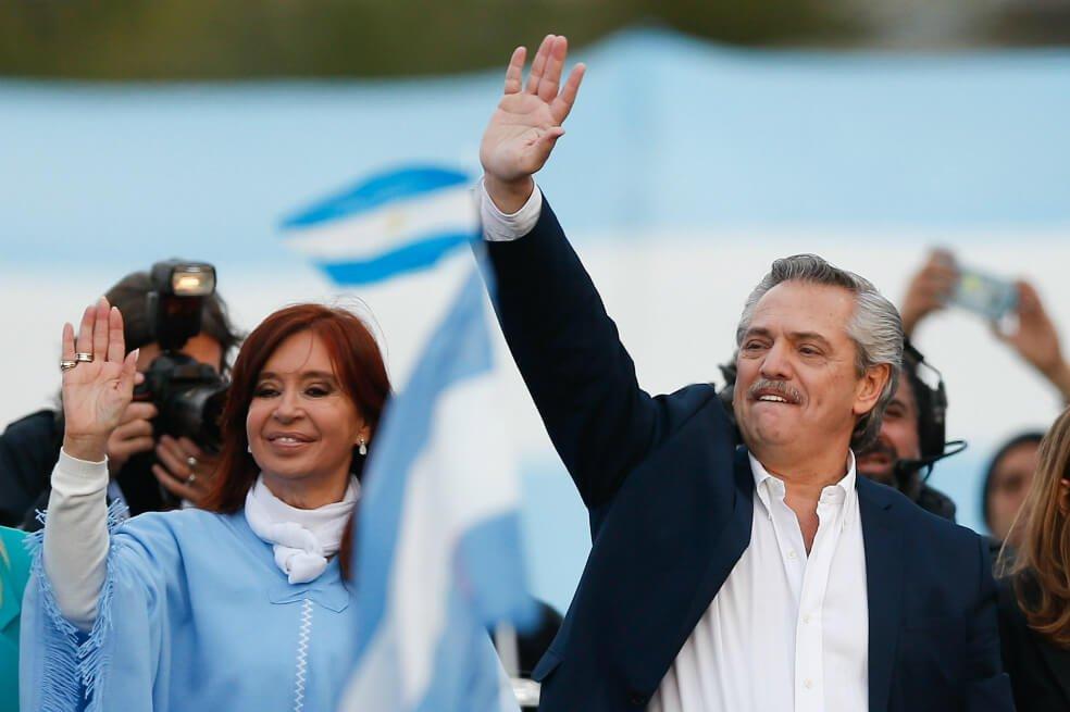 Argentina está cambiando… a peor: el peronismo -sector progre- se adueña de Argentina… hasta la próxima crisis