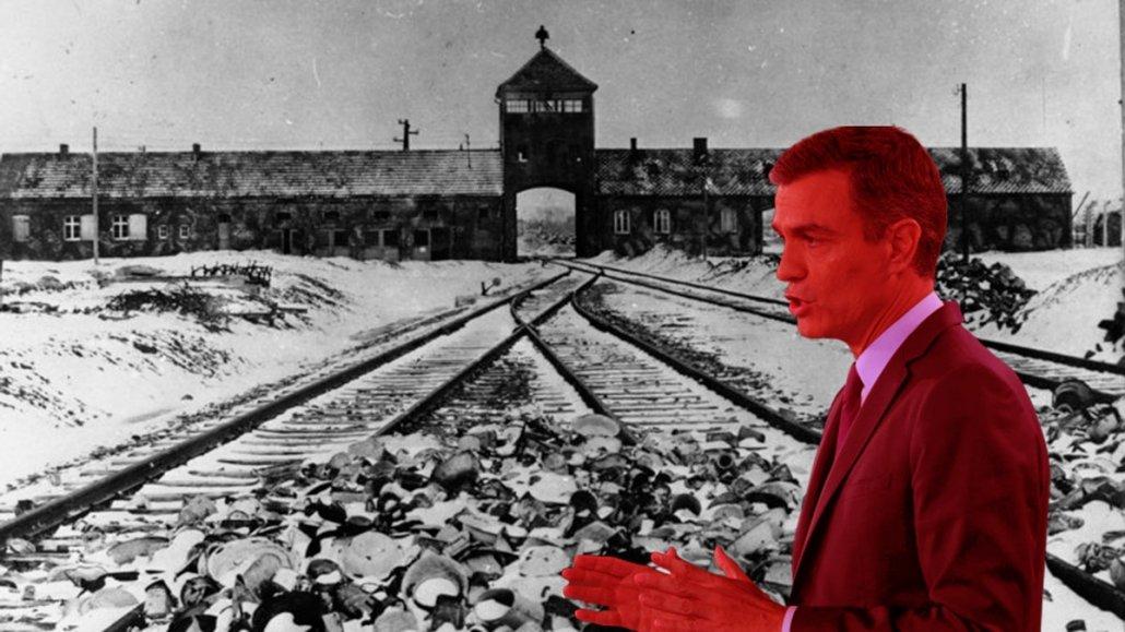 """La asociación pro-israelí ACOM acusa a Pedro Sánchez de """"bajeza moral"""" por banalizar el holocausto nazi con objetivos electorales"""