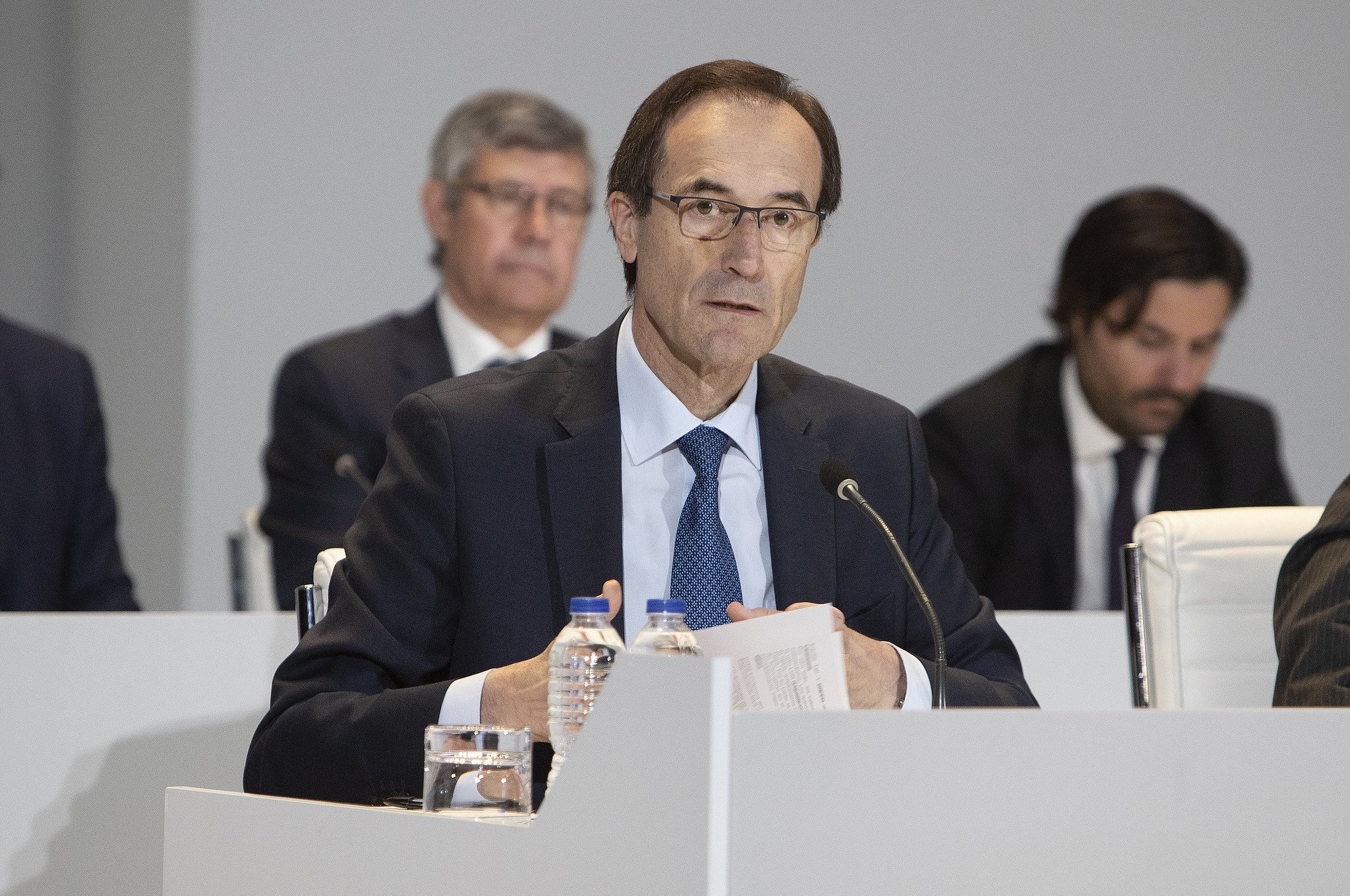 Manuel Menéndez quiere reducir todavía más los costes en Liberbank