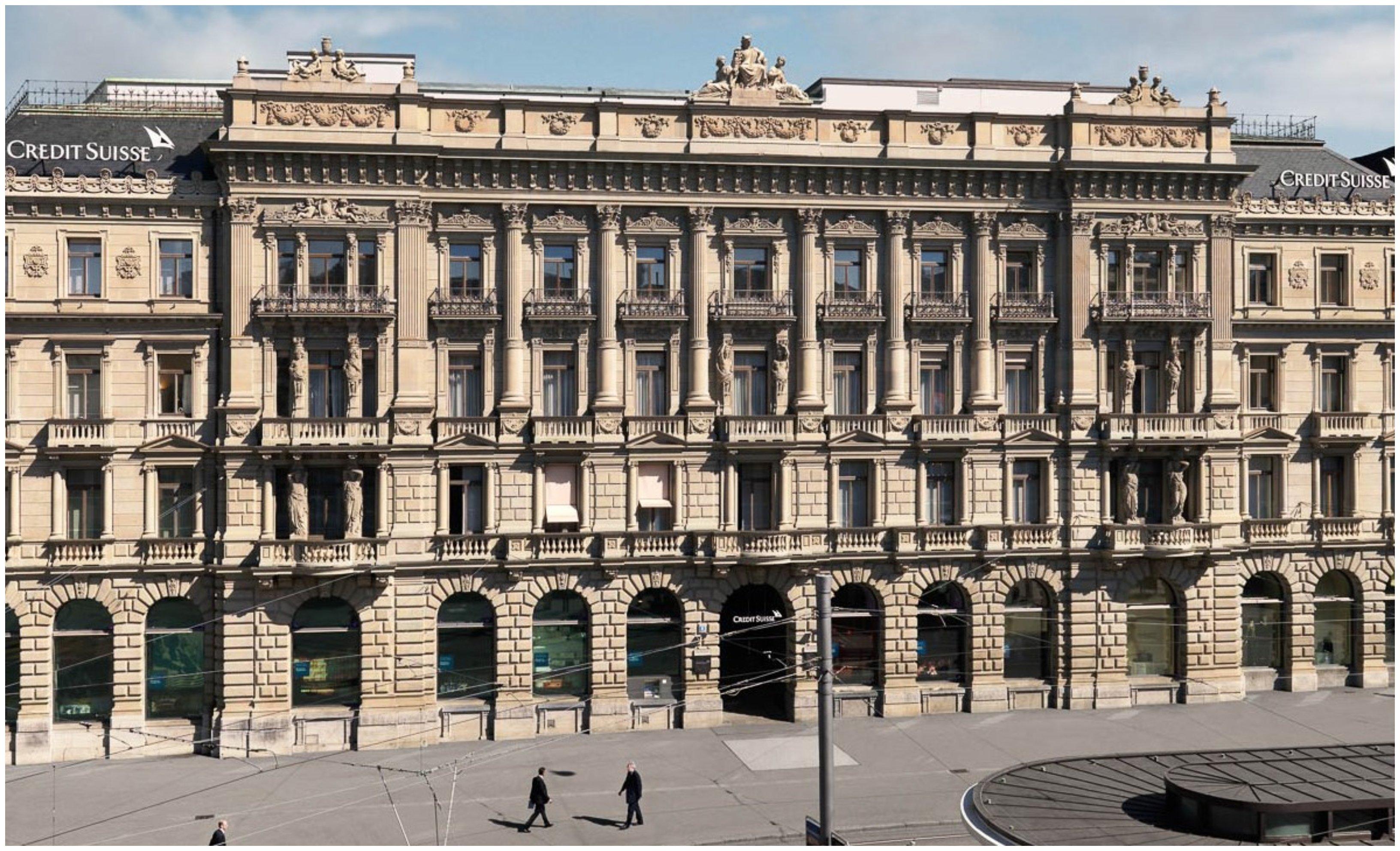 Credit Suisse no renuncia a seguir haciendo banca de fortunas y banca de inversión... todo a un tiempo: ganó 2.567 millones de francos suizos hasta septiembre, un 45,4% más