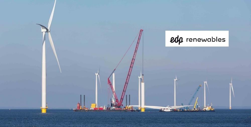 El parque eólico marino Windfloat Atlantic, en construcción, está participado por Windfloat Atlantic, proyecto participado por EDPR, Engie, Repsol y Principle Power