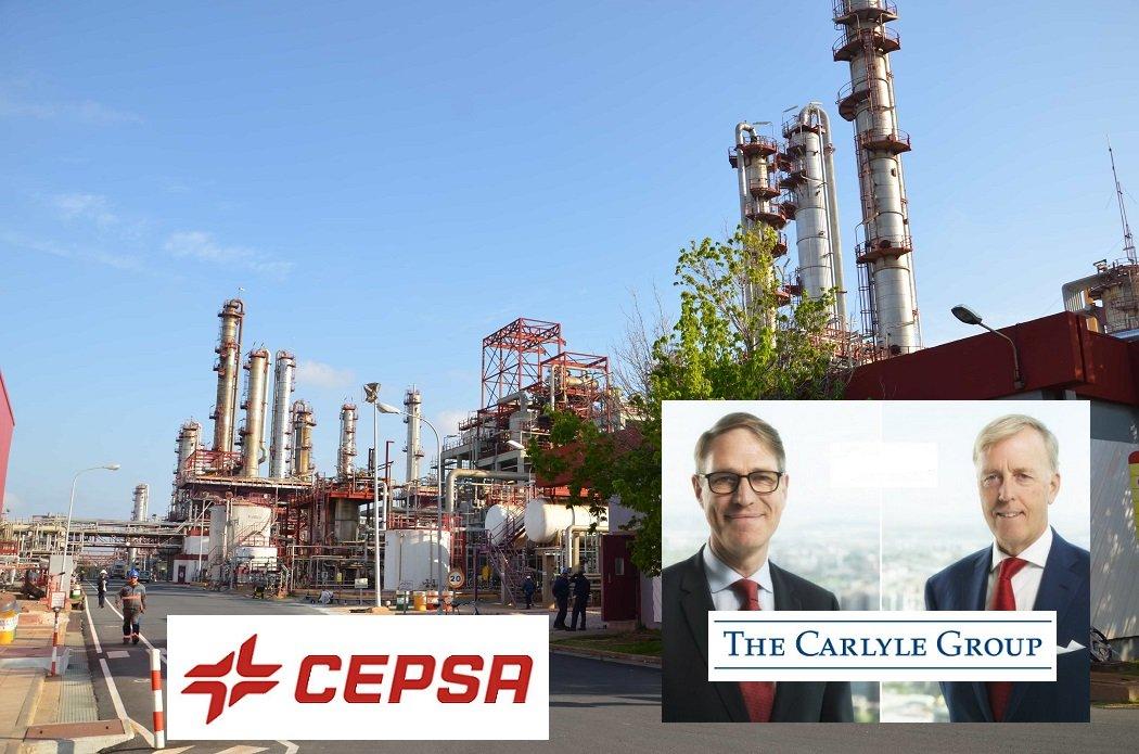 Planta química de Cepsa en Palos de la Frontera (Huelva)