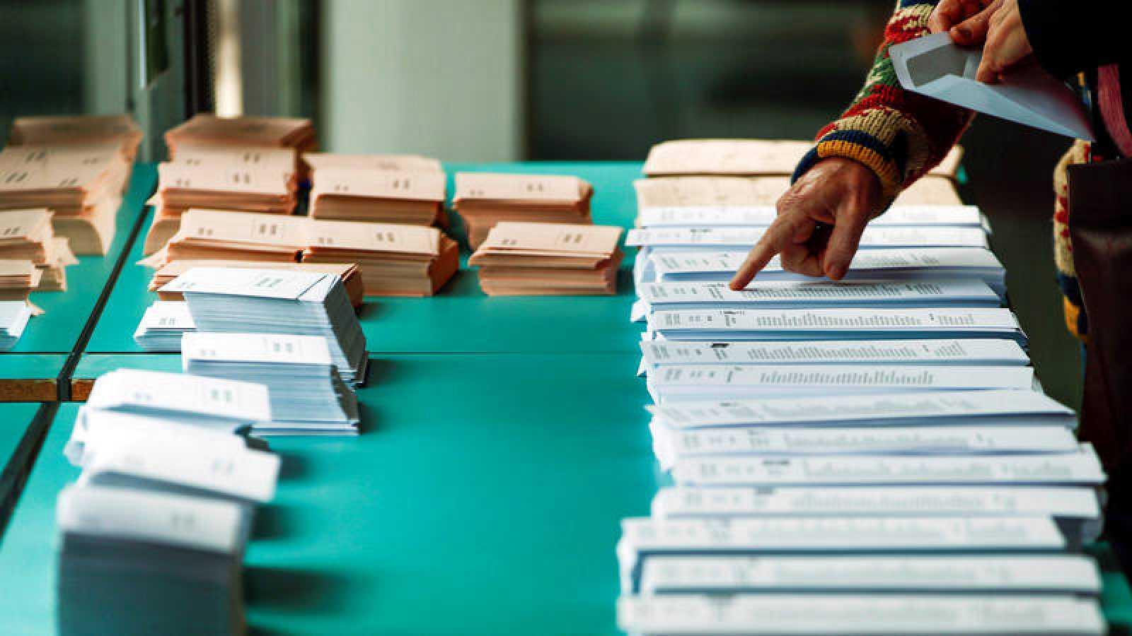 Las últimas elecciones generales fueron el 10 de noviembre