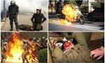 Disturbios en Chile