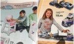 Niños con muñecas y niñas con camiones. Toy Planet introduce la ideología de género en su catálogo de juguetes