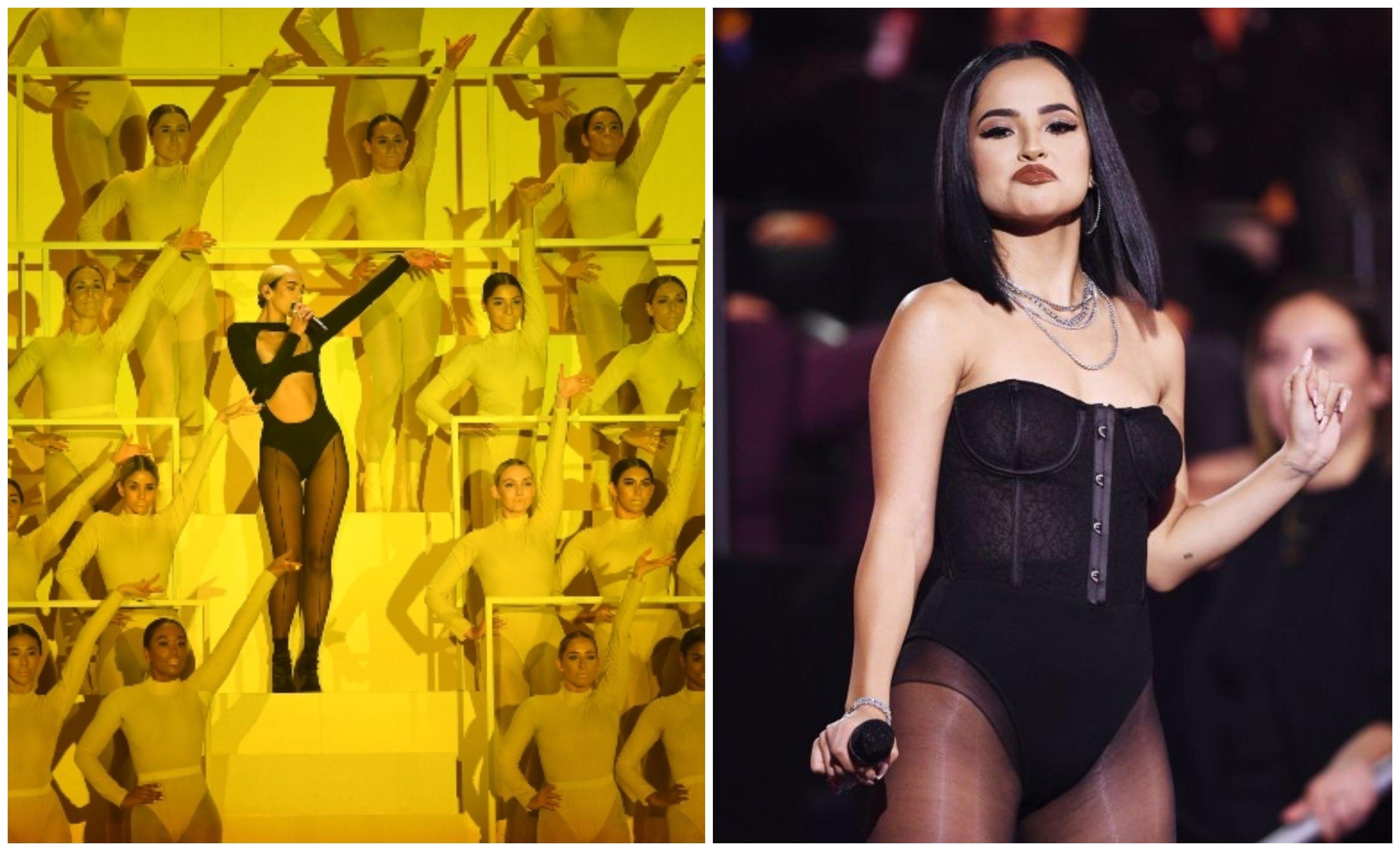 Dos de las protagonistas, con sus respectivos estilismos, de los MTV EMA 2019