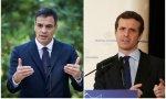 El gran pacto: Casado dejará  gobernar a Sánchez en solitario