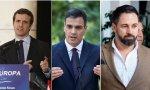 Pablo Casado, Pedro Sánchez contra el mutante Santiago Abascal