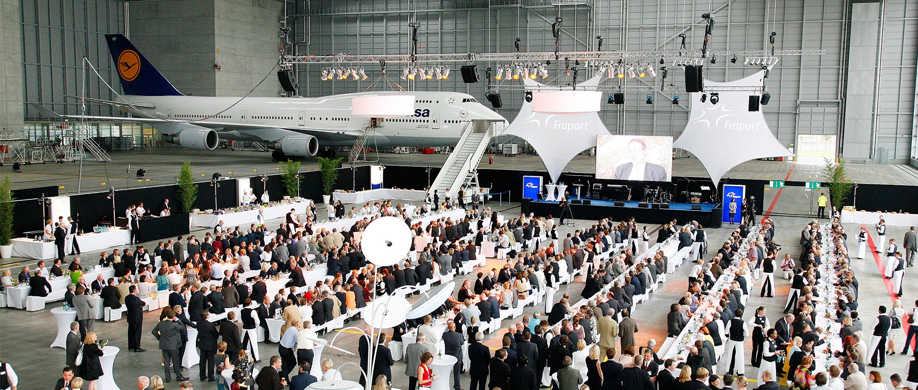 La alemana Fraport AG ganó 413,5 millones de euros hasta septiembre, un 9,4% más