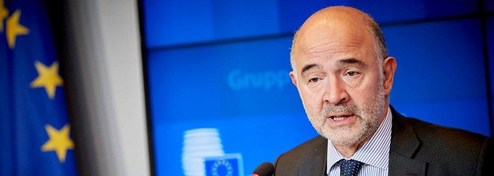Pierre Moscovici, comisario de Asuntos Económicos y Financieros