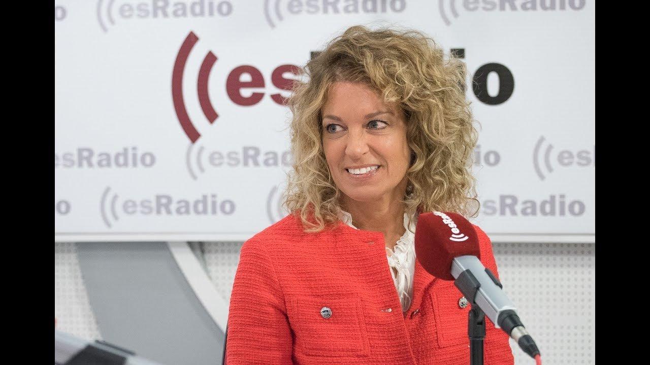 La candidata de Vox por Vizcaya, Nerea Alzola, fue agredida en Sestao. La ministra María Jesús Montero, se negó a condenar el ataque