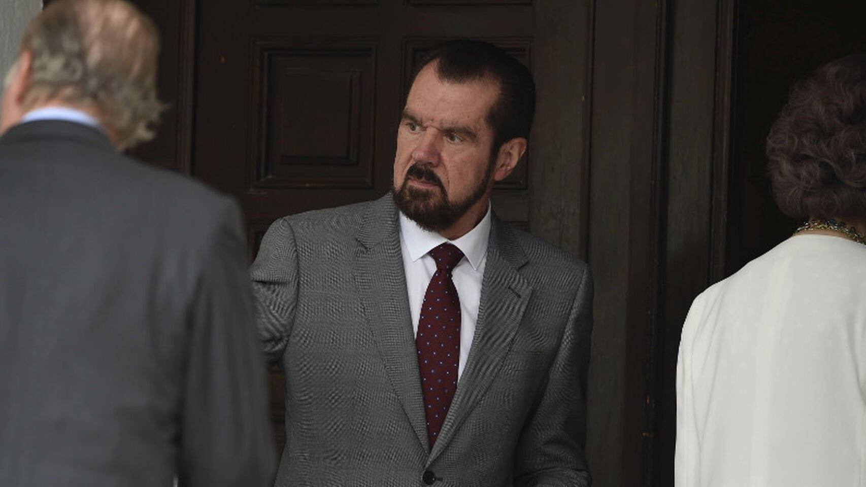 Jesús Órtiz, padre de SM la Reina Letizia