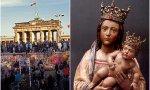 Caída del Muro de Berlín y festividad de La Almudena 2 aniversarios en la misma fecha  ¿solo una coincidencia