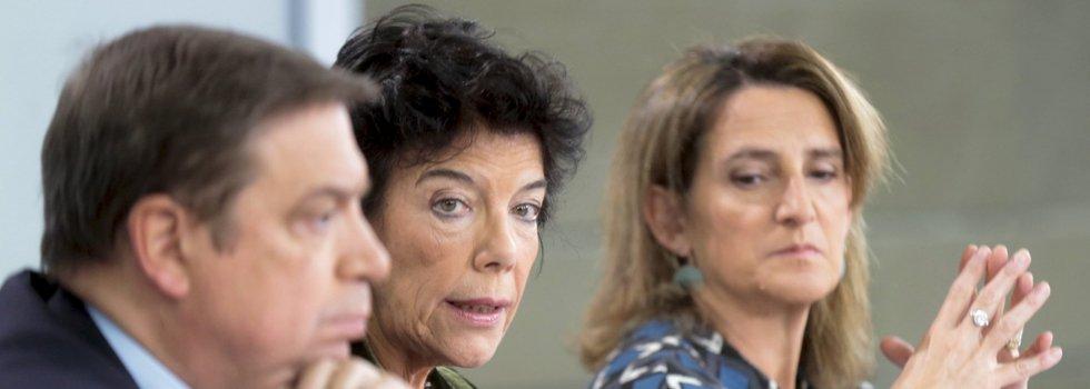 Consejo de Ministros. El PSOE obsesionado con Vox
