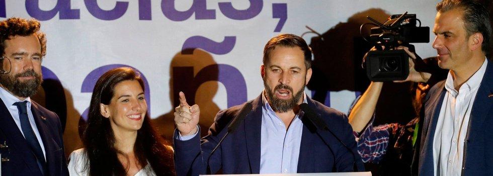Lo bueno: el voto en valores (Vox) avanza, Cristo no ha quedado fuera de la política española