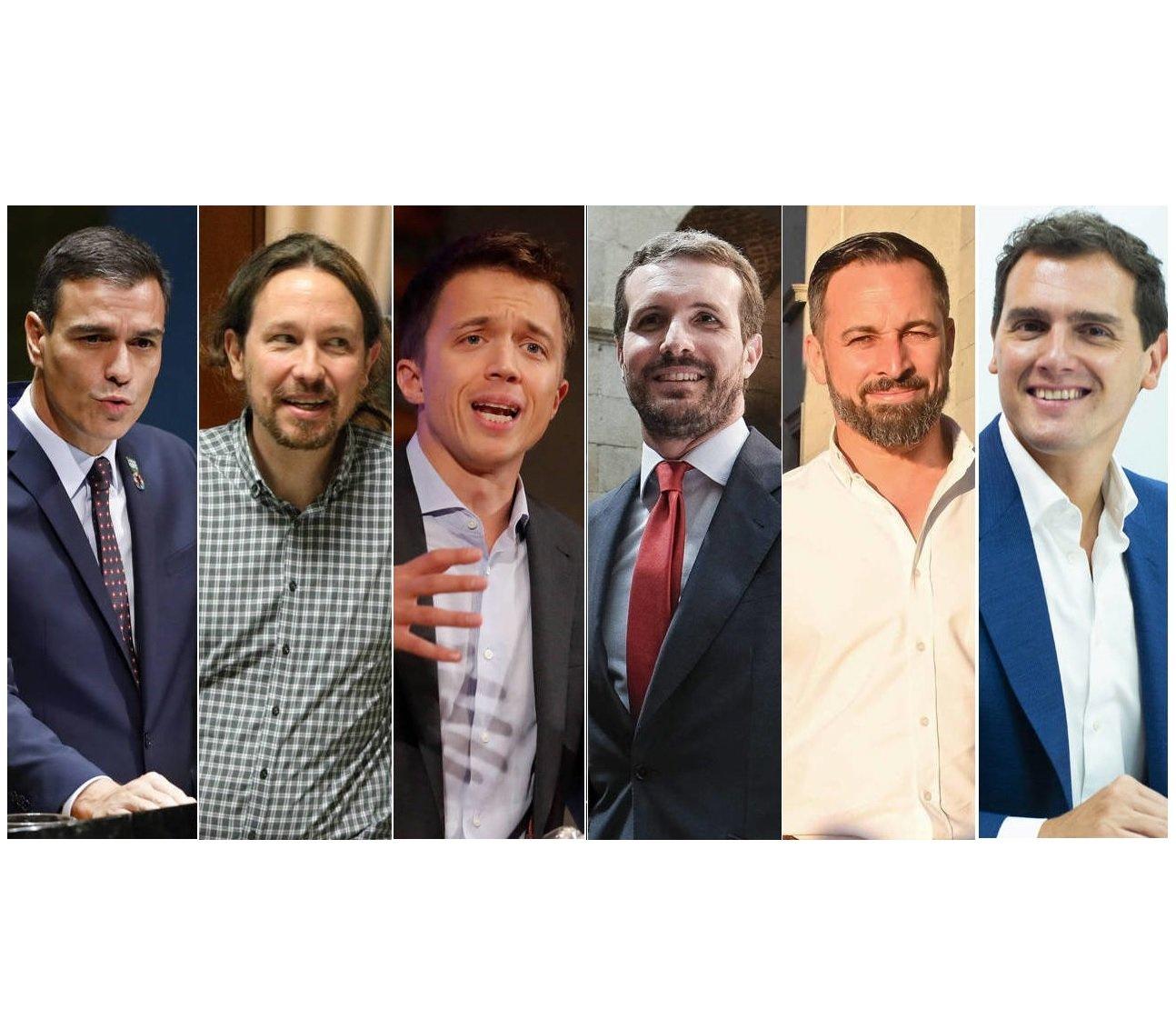 Las dos Españas: solo 31.303 votos separan a la izquierda de la derecha