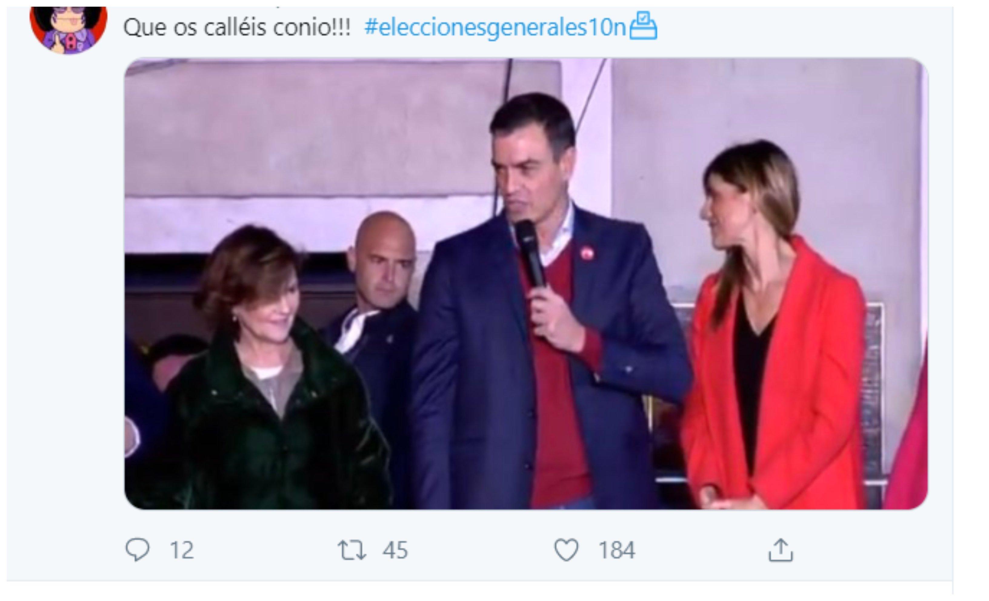 La soberbia de Pedro Sánchez nos lleva al enfrentamiento civil