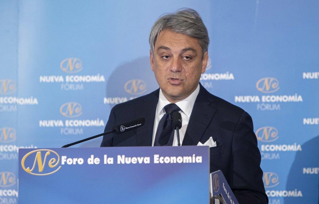 Luca de Meo, presidente de Seat y máximo responsable del grupo Volkswagen en España