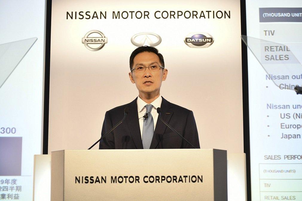 Stephen Ma será el nuevo director financiero de Nissan de forma oficial muy pronto