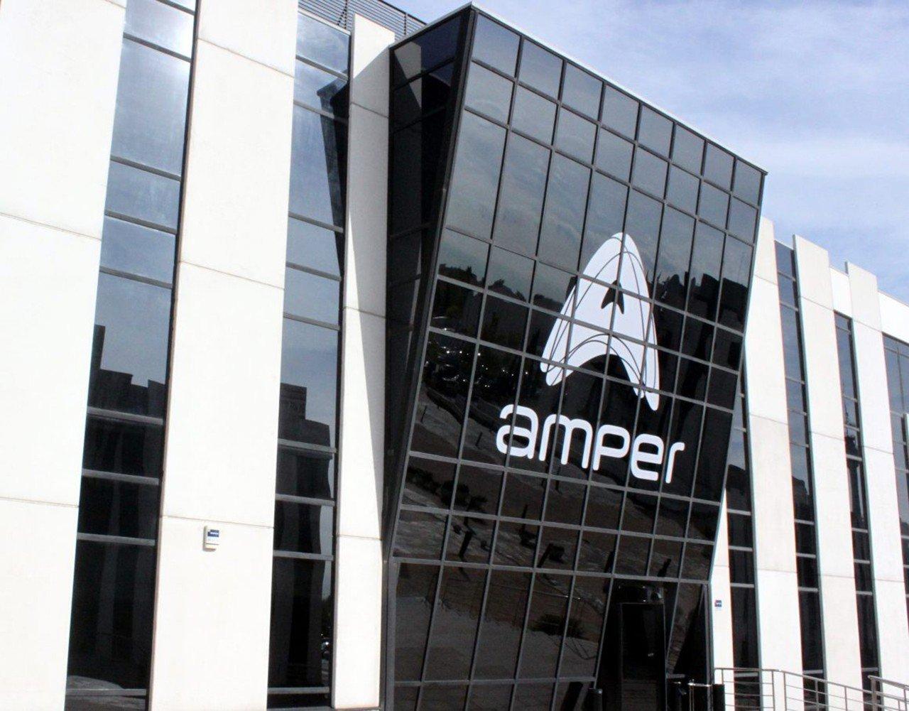 Amper ganó 21,7 millones de euros en 2019, un 81% más que el año anterior