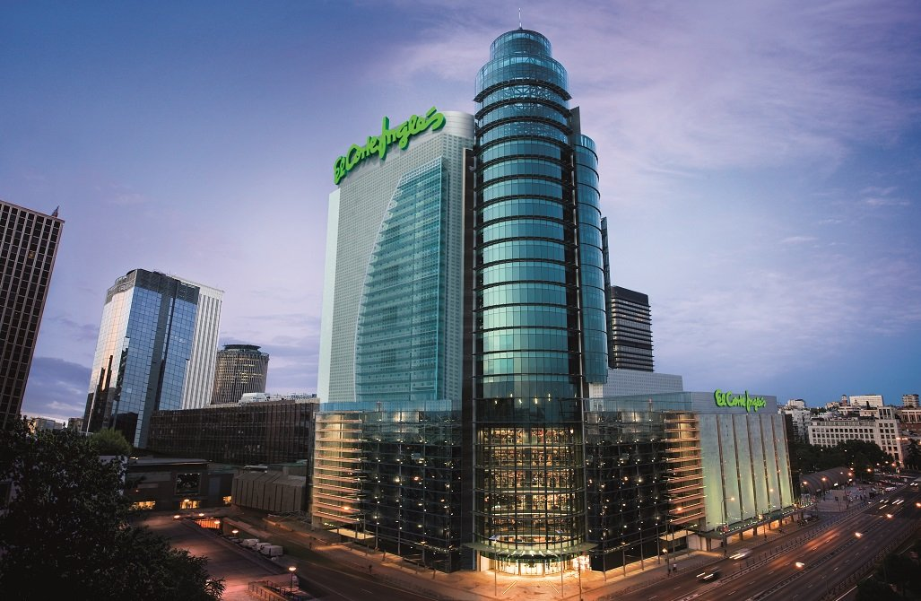 El centro comercial de El Corte Inglés del Paseo de la Castellana, el más rentable del grupo