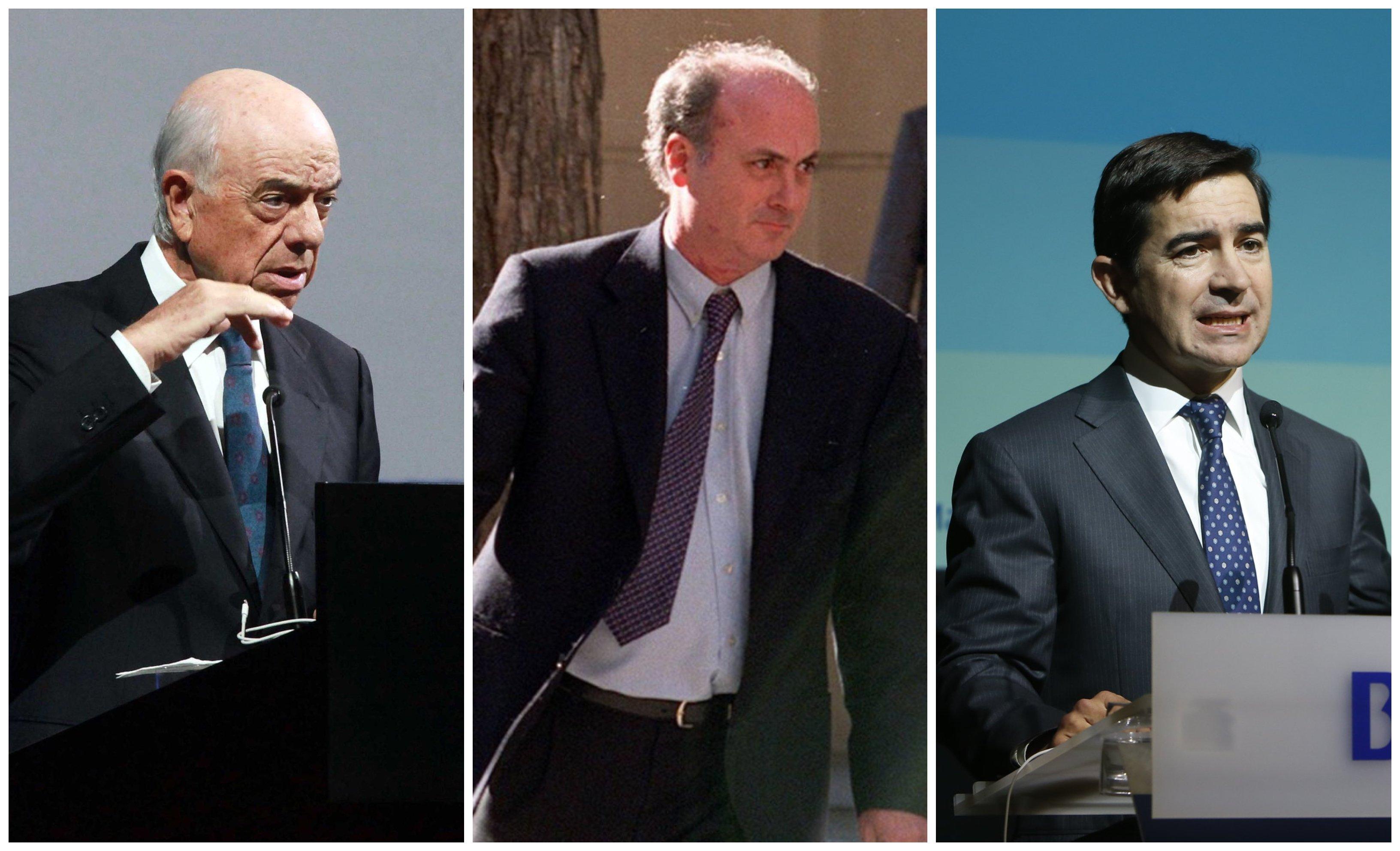 FG, García Castellón y Torres