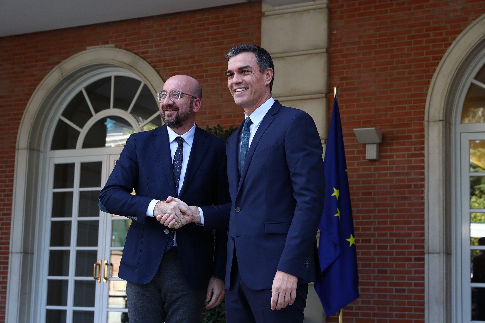 Sánchez y Michel