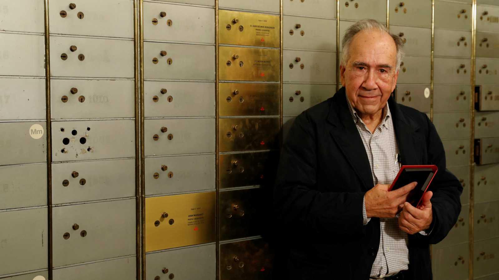 Premio Cervantes para Joan Margarit, el poeta que emplazó a Cataluña a decidir cuál debía ser su relación con España