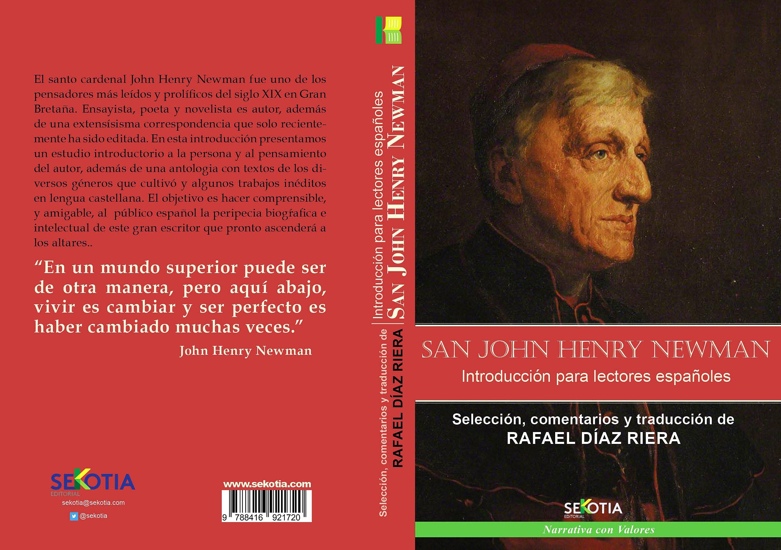 San John Henry Newman. Introducción para lectores españoles