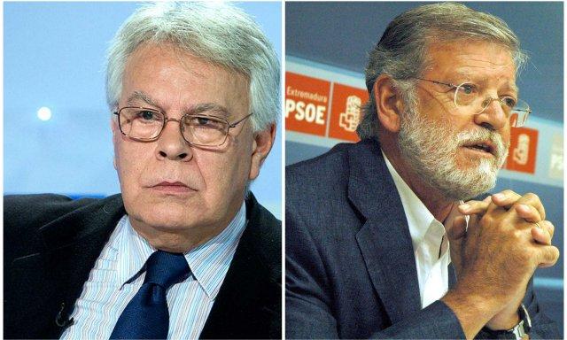 El PSOE se rompe: Felipe González y Rodríguez Ibarra, a un paso de la salida. Ahora se espera la postura de... - Hispanidad