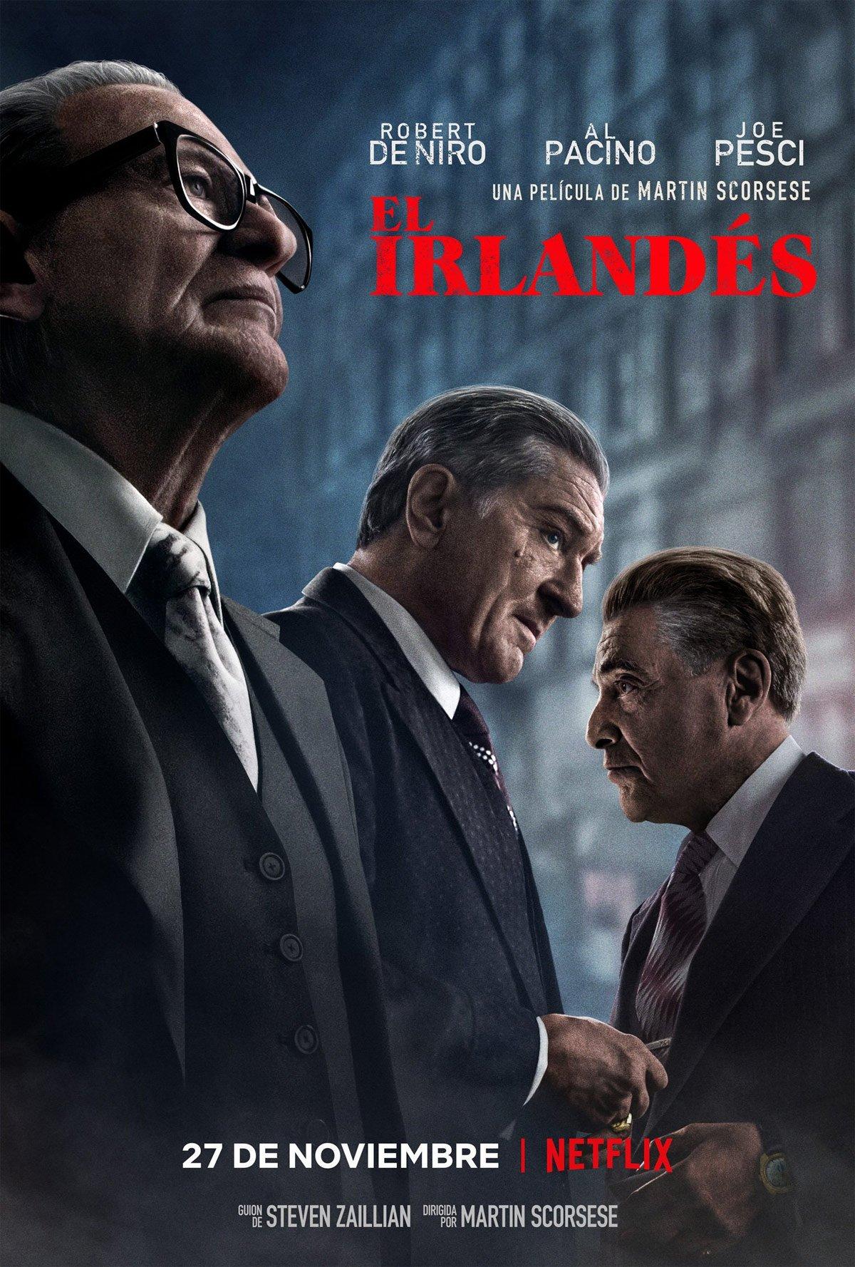 'El irlandés'