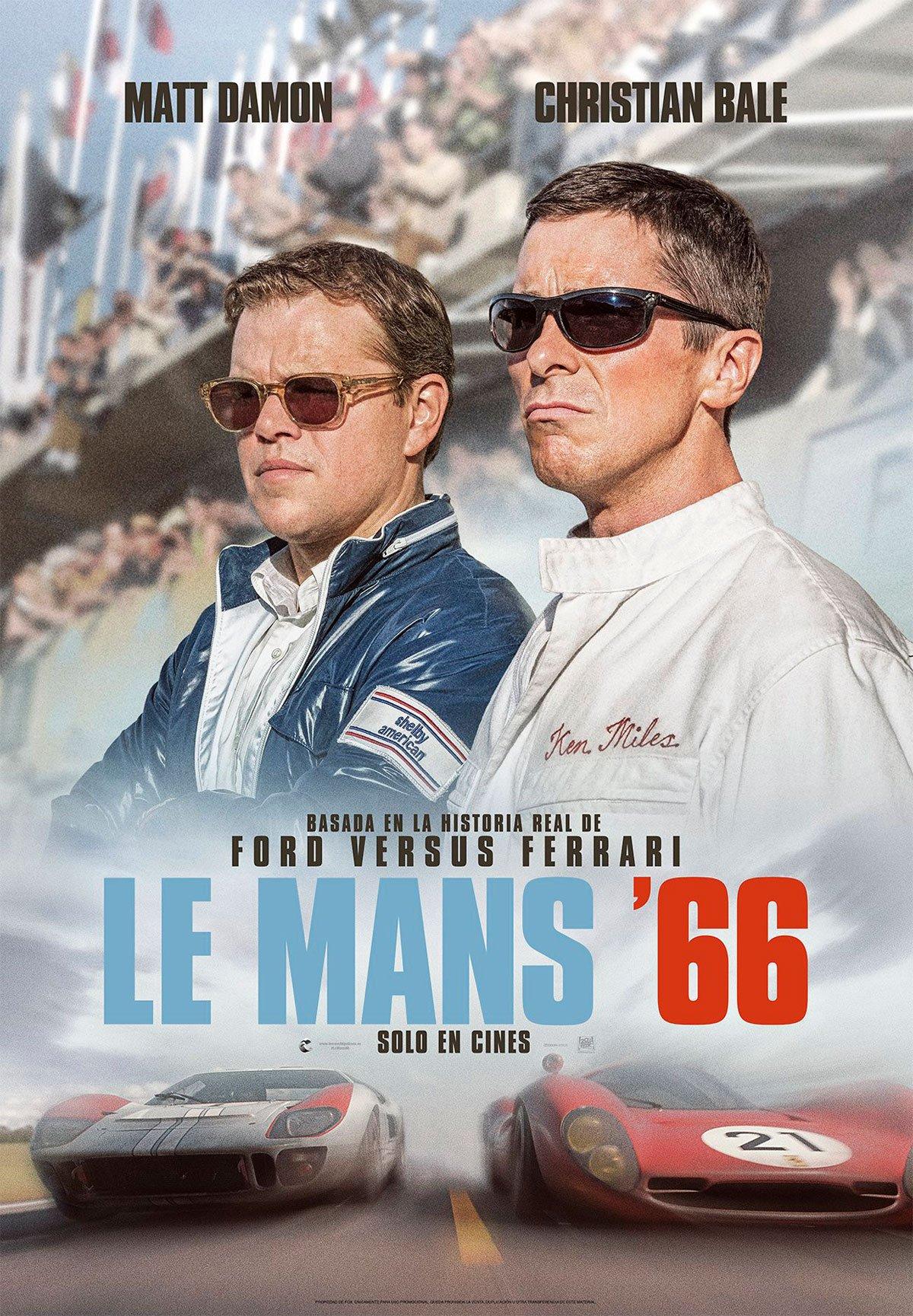 'Le Mans '66'