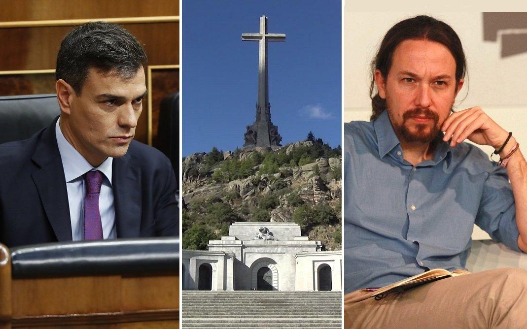 Pedro Sánchez y Pablo Iglesias tienen un 'valor' común: la cristofobia