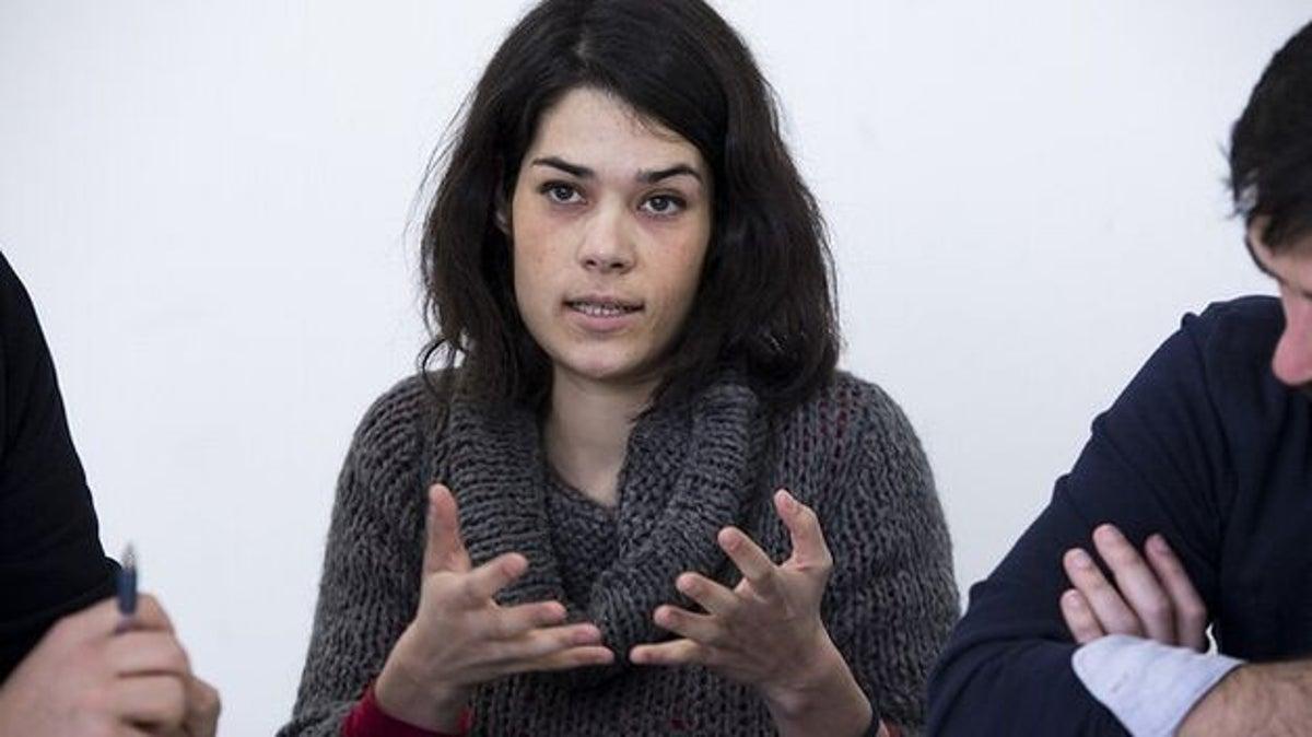La Fiscalía pide 23 meses de prisión para la podemita Isabel Serra... ¡Qué barbaridad!