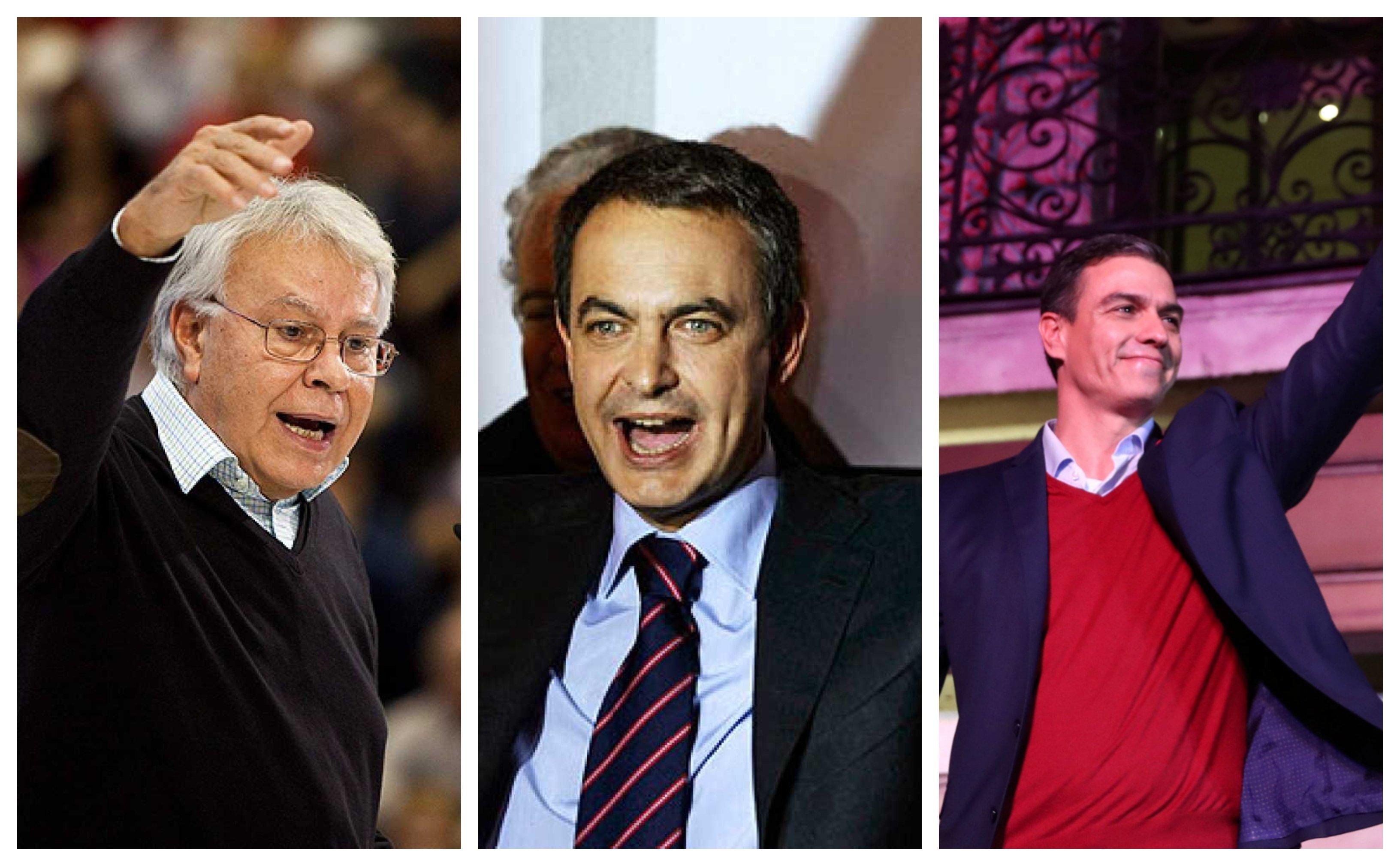 ERES. El PSOE es el partido más corrupto de España, en calidad y cantidad