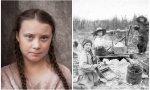 Greta Thunberg viene del pasado… a salvar nuestro futuro