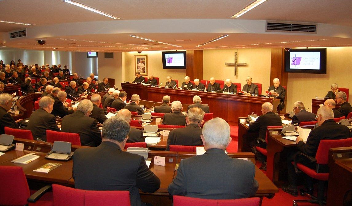La Asamblea Plenaria de la Conferencia Episcopal se ha reunido entre los días 18 y 22 de noviembre