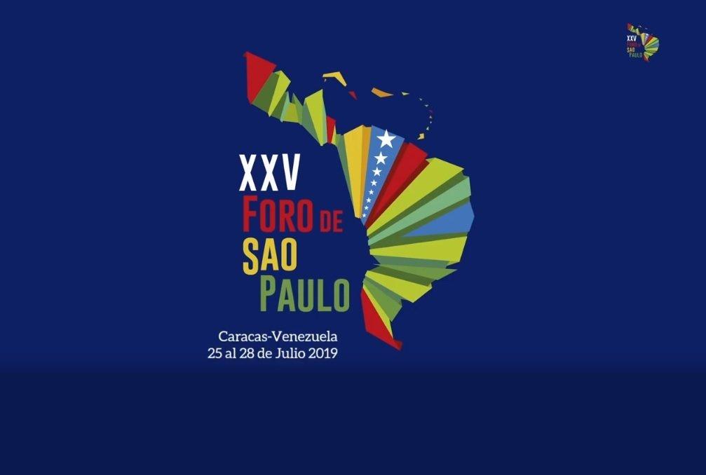 El XXV Foro de Sao Paulo se celebró en Caracas (Venezuela) a finales del mes de julio