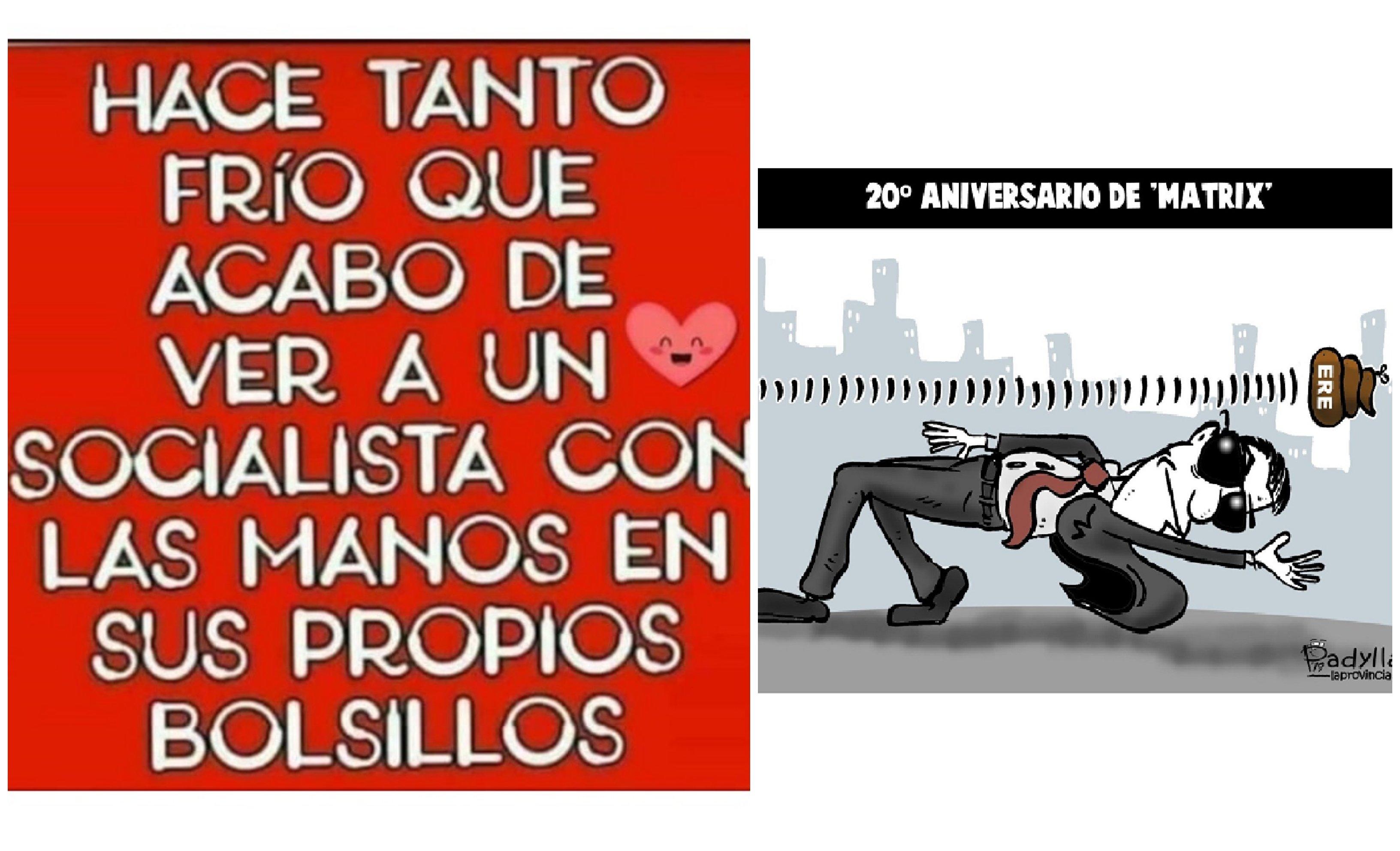 El robo de los Eres ni ha rozado a Pedro Sánchez