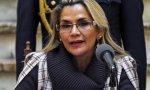 La presidenta interina de Bolivia, Jeanine Áñez, no se presentará a las elecciones