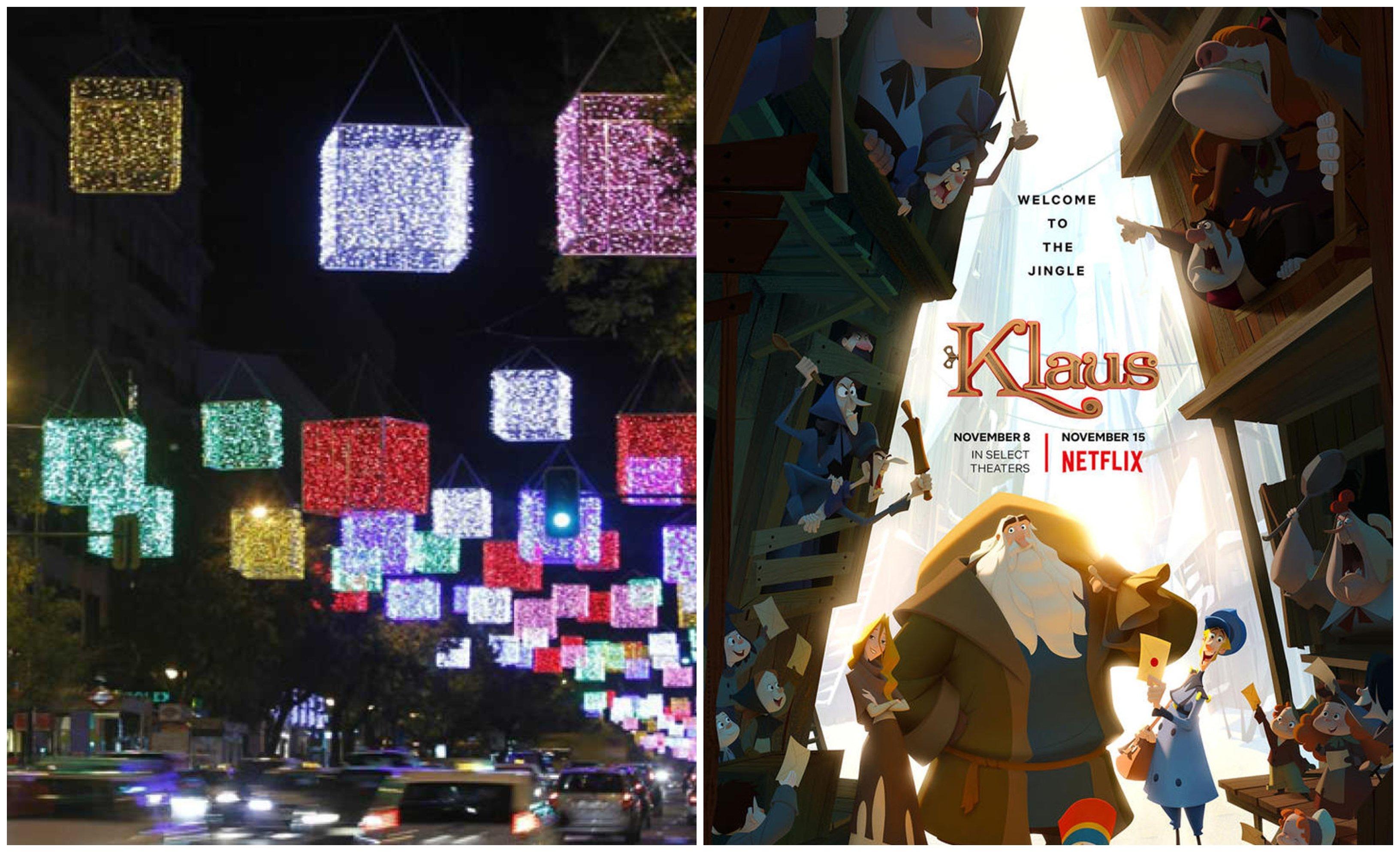Klaus, una película y era un buena película- que inventa una Navidad sin Cristo. ¡Emocionante!