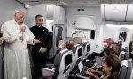 """Papa Francisco: """"El uso de las armas nucleares es inmoral. Esto debe ir al Catecismo de la Iglesia Católica"""""""