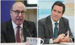 Jhon de Zulueta, Presidente del Círculo de Empresarios y Antonio Garamendi, Presidente de CEPYME (1)
